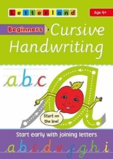 Beginners Cursive Handwriting, Paperback Book