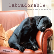 Labradorable : Labradors at Home, at Large, and at Play, Hardback Book