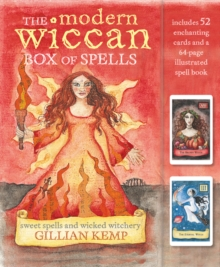 The Modern Wiccan Box of Spells : Includes 52 Enchanting Cards and a 64-Page Illustrated Spell Book, Mixed media product Book