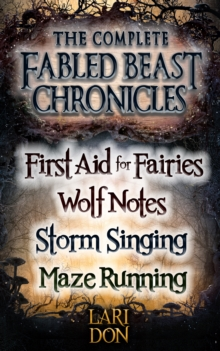 Complete Fabled Beasts Chronicles, EPUB eBook