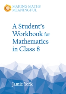 A Student's Workbook for Mathematics in Class 8, Paperback Book