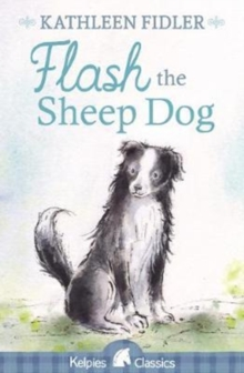 Flash the Sheep Dog, Paperback Book