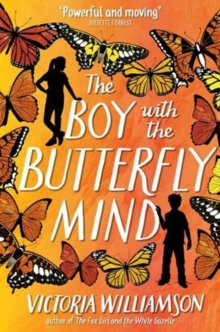 The Boy with the Butterfly Mind, Paperback / softback Book