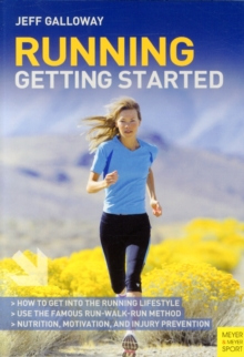 Running: Getting Started, Paperback / softback Book