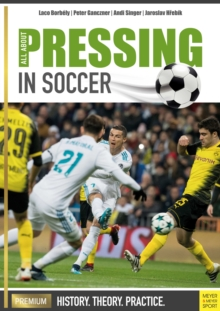 All About Pressing in Soccer, Paperback / softback Book