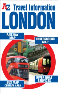 London Travel Information, Sheet map, folded Book