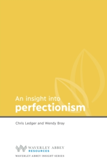 Insight into Perfectionism, Paperback / softback Book