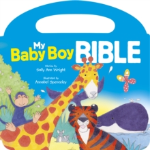 My Baby Boy Bible, Board book Book