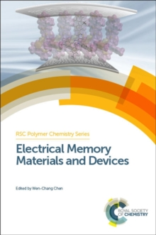 Electrical Memory Materials and Devices, Hardback Book