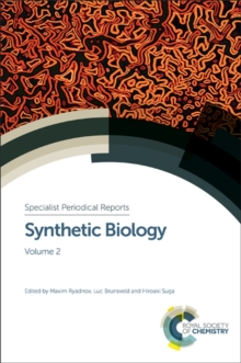 Synthetic Biology : Volume 2, Hardback Book