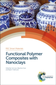Functional Polymer Composites with Nanoclays, Hardback Book