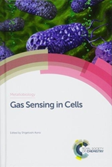 Gas Sensing in Cells, Hardback Book