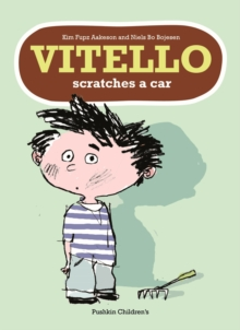 Vitello Scratches a Car, Paperback Book