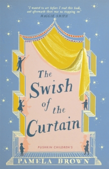 The Swish of the Curtain (Blue Door 1), Paperback / softback Book