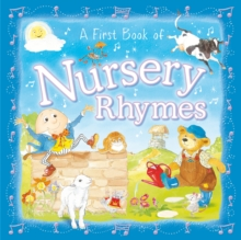 A First Book of Nursery Rhymes, Board book Book