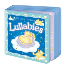 My Little Treasury of Lullabies, Board book Book