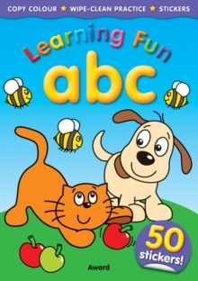 Learning Fun ABC, Paperback Book