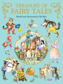 Treasury of Fairy Tales, Hardback Book