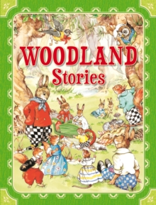 Woodland Stories, Hardback Book