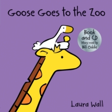Goose Goes to the Zoo, Paperback Book