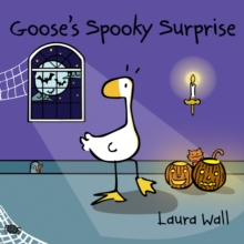 Goose's Spooky Surprise, Paperback Book