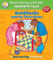 Goldilocks and the Three Bears, Paperback / softback Book