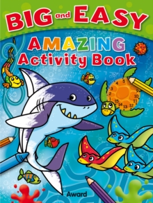 Amazing Activity Book, Paperback Book