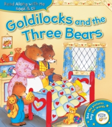 Read Along with Me: Goldilocks and the Three Bears (Book & CD), Mixed media product Book