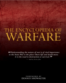 The Encyclopedia of Warfare, Hardback Book