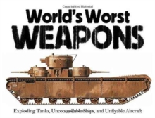 The World's Worst Weapons, Paperback Book