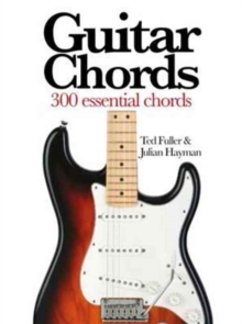 Guitar Chords : 150 Essential Guitar Chords, Paperback / softback Book