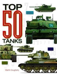 Top 50 Tanks, Hardback Book