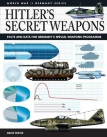 Hitler's Secret Weapons : Facts and Data for Germany's Special Weapons Programme, Paperback Book