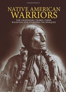 Native American Warriors, Hardback Book