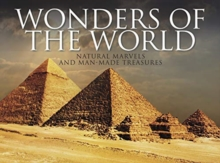 Wonders of the World, Hardback Book