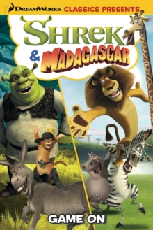 Dreamworks Classics, Shrek & Madagascar, Game On, Paperback Book