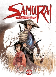 Samurai : The Heart of the Prophet, Hardback Book