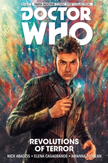 Doctor Who, The Tenth Doctor : Revolutions of Terror, Paperback Book