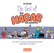 Hagar the Horrible: the Epic Chronicles - Dailies 1985-1986, Hardback Book