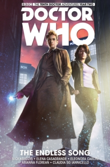 Doctor Who the Tenth Doctor : Endless Song Volume 4, Paperback Book