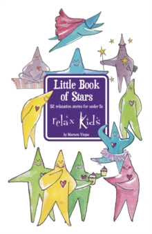 Relax Kids : Little Book of Stars, Paperback Book