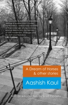 A Dream of Horses & Other Stories, Paperback Book