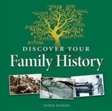 Little Book of Discover Your Family History, Hardback Book