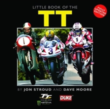 Little Book Of TT, Hardback Book