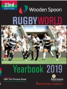 Rugby World Wooden Spoon Yearbook 2019 23rd Edition, Hardback Book