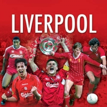 The Best of Liverpool FC, Hardback Book