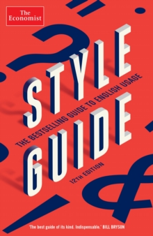 The Economist Style Guide : 12th Edition, EPUB eBook