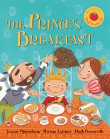 The Prince's Breakfast, Mixed media product Book