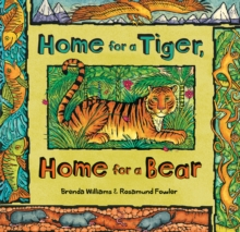 Home for a Tiger, Home for a Bear, Paperback Book