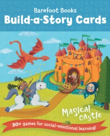 Magical Castle Build a Story Cards, Hardback Book